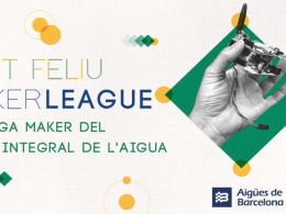 Cartell de la Sant Feliu Maker League
