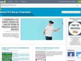 `Recursos & Idees TIC per a l'emprenedoria` a Scoop.it!