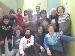 Taller d`aprenentatge servei intergeneracional a l`Òmnia Riera Bonet de Molins de Rei