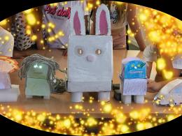 Petits robots creats al Punt TIC de l`Alta Ribagorça