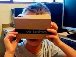 Descobrint la realitat virtual a l`Òmnia Masia Espinós
