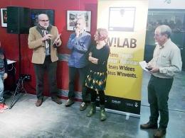 Inauguració del W!Lab de Viladecans