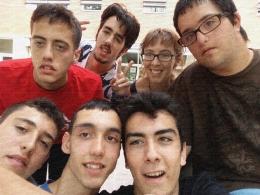 L`Òmnia Club Infantil i Juvenil Sanfeliu - Sant Ildefons dona veu als reporters de Virolai