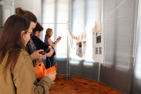 Imatge de la X Jornada Punt TIC i Presó