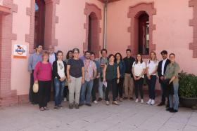 Trobada territorial a la Seu d'Urgell el 19 de setembre de 2019