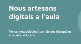 Part de la portada del recull de materials del curs 'Nous artesans digitals'