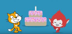 Celebra el desè aniversari d'Scratch organitzant una activitat Scratch Day 2017!