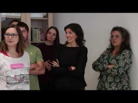 Embedded thumbnail for VIDEO   Jornada Territorial Girona en Blanes