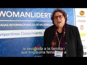 """Embedded thumbnail for Edna Pasher, CEO de Consultants Ltd: """"És un gran error que les dones intentem ser perfectes"""""""
