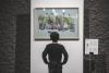 Obra exposada en l'edició 2017 de la Mobile Week Barcelona 2017 sobre el futur de les ciutats