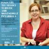 """Cartell del curs """"Innova el teu negoci turístic"""" amb Montserrat Peñarroya"""