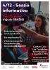 Sessió informativa sobre el programa Explorer, a Sant Feliu de Llobregat