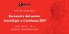 Presentació del Baròmetre del Sector Tecnològic a Catalunya 2019