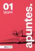 Portada de la primera edició d'Apuntes Tecpol