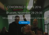 Coworking Europe 2016
