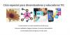 Cicle formatiu per a dinamitzadors i educadors TIC
