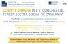 Compte enrere per al VI Congrés del Tercer Sector Social