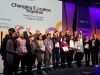 Foto de grup dels mSchools Mobile Learning Awards 2018