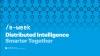 'Distributed intelligence. Smarter together' és el lema de la 15a edició de l'e-week