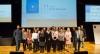 Foto de grup del lliurament dels Premis Educaweb 2018
