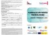 Cartell dels cursos del Punt TIC de l'Alta Ribagorça