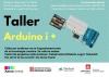 Taller Arduino i +, en l'Òmnia PES La Mina