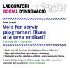 Taller gratuït 'Vols fer servir programari lliure a la teva entitat?' el 4 de març de 2020 a Girona Emprèn