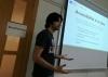 Jordi Serratosa, coordinador d'm4social ha fet un taller sobre apps socials a la IX Jornada Punt TIC i Presó