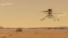 Imatge de l'helicòper Mars Ingenuity