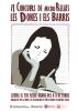 """Cartell del II Concus de microrelats """"Les Dones i els Barris"""""""