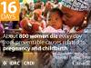 16 dies d'activisme contra la violència masclista