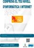 Cartell Formació certificat  Generalitat ACTIC a la Ribera d'Ebre