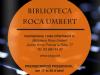 Portada de la programació de la Biblioteca Roca Umbert
