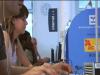 Imatges d'usuaris de l'Espai Multimèdia de les Biblioteques de Barcelona
