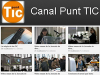 Captura del Canal Punt TIC a Youtube