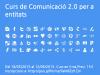 Curs de Comunicació 2.0 per a entitats