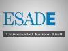 Logotip ESADE Universitat Ramon Llull