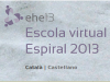 Escola virtual d'hivern Espiral 2013