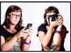 """Fotografia """"Jugant amb les TIC's"""" presentada a Femitic per Roser Arqués"""