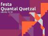Part del cartell de la festa de llançament de l'Ubuntu 12.10