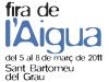 Logo Fira de l'Aigua PICA 2011