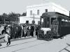 Foto antiga del tramvia de Rubí