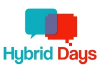 Logotip del congrés Hybrid days
