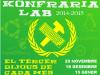 Part del cartell de Kofraria Lab 2014-2015