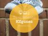 Part de la portada de la memòria 2013 de KZgunea