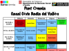 Part del cartell de la programació de l'Òmnia Badia per al 2014