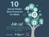 Webinar sobre les 10 millors pràctiques en xarxes socials per a ONG