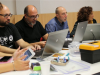 Taller sobre Arduino a la jornada Codifica't