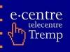 Logotip de l'e-centre de Tremp