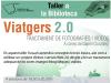 Part del cartell del taller Viatgers 2.0